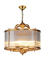 Contemporaneo LED Moderno Luci Pendenti Per Interno Camera da letto Sala studio/Ufficio AC 220-240 AC 110-120V Lampadine incluse