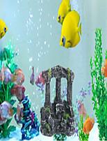 Décoration d'aquarium Ornements Artificiel Résine