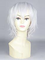 Parrucche Cosplay Cosplay Cosplay Anime Parrucche Cosplay 30 CM Tessuno resistente a calore Unisex