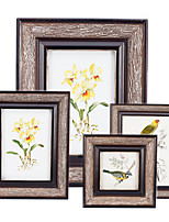 "cheap -Country Manual Natural Wooden Painting Picture Frame Chic Tabletop 4/6/7/10"" Photo Frames House Decoration F210"