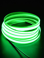 BRELONG 2m  EL LED Neon Cold Strip Light - Car charger