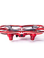 RC Dron YH - 13HW 4 Canales 2.4G Con la cámara de 0,3 MP HD Quadccótero de radiocontrol  Altura Hacia adelante hacia atrás Iluminación