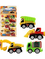 Toy Cars Construction Vehicle Toys Car Vehicles Kids 9 Pieces