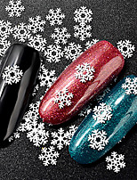 cheap -Nail Glitter Art Deco / Retro Christmas Nail Jewelry 0.015kg/box
