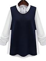 cheap -Women's Daily Street chic All Seasons Shirt