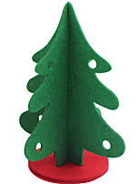 1pc Noël Sapins de NoëlForDécorations de vacances 20*15