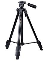 Kingjoy vt-930 tripé de câmera leve de alumínio leve universal para smartphone e dslr