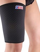 Jarretière Support pour Cuisse pour Cyclisme Randonnée Gymnastique Course/Running Jogging Unisexe Extérieur Vêtements de Plein Air Nylon