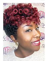 New Bouncy Curl crochet braids kenzie curl 10inch synthetic kanekalon braiding hair 20 roots/pack curls bouncy twist crochet Hair Braids 5packs/head