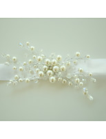 Wedding Flowers Wrist Corsages Wedding Special Occasion Beads 3.94