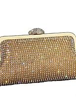 Damen Taschen Frühjahr, Herbst, Winter, Sommer Ganzjährig Polyester Abendtasche für Veranstaltung / Fest Gold Schwarz Silber