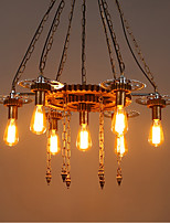 Retro/Vintage Pendant Light For Shops/Cafes AC 110-120 AC 220-240V Bulb Not Included