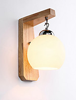 Wall Light Ambient Light Wall Sconces 40W 220V E27 Rustic/Lodge Modern/Contemporary