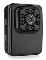 quelima r3 carro wifi mini dvr câmera hd completa visão noturna com 8 luzes led / 120 graus fov / ciclo-ciclo de gravação / suporta cartão