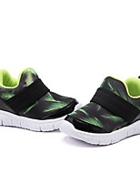 Boys' Shoes Fabric Spring Fall Comfort Sneakers For Casual Pink Blue Army Green