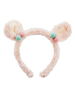Kids Girls Hair Accessories,Fall Winter Plush