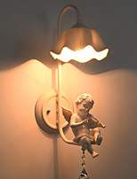 Ambient Light Wall Sconces AC 110-120 AC 220-240V E26 E27 Tiffany Rustic/Lodge Retro/Vintage Country Traditional/Classic Globe