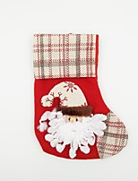 Holiday Props Christmas Decorations Christmas Party Supplies Toys Socks Santa Suits Elk Snowman Holiday Holiday Santa Suits Kids Adults'