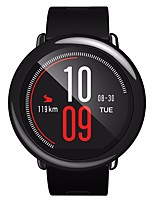 Original xiaomi huami amazfit sports bluetooth smartwatch version anglaise moniteur de fréquence cardiaque gps en temps réel track record