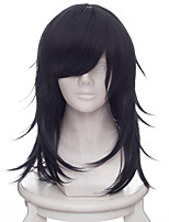 Cosplay Wigs Touken Ranbu Yamatonokami Yasusada Anime Cosplay Wigs 45 CM Heat Resistant Fiber Male