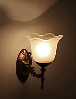 Wall Light Ambient Light Wall Sconces 40W 220V E27 Modern/Contemporary Country