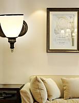 настенный светильник 40W 110 Вольт E27 Деревенский стиль