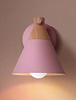 Wall Light Downlight Wall Sconces 40W 220V E27 Traditional/Classic Modern/Contemporary Shiny