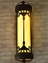 cheap -Wall Light Ambient Light Wall Sconces 40W 220V E14 Traditional/Classic Modern/Contemporary Antique Copper