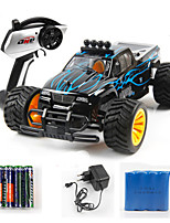 RC Car 1502 4 Channel 2.4G Off Road Car 1:16 Brush Electric 20 KM/H