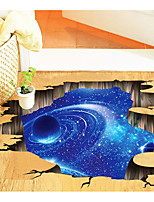 Shapes Abstract 3D Wall Stickers 3D Wall Stickers Decorative Wall Stickers,Paper Material Home Decoration Wall Decal