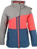 Herrn Skijacke Warm Wasserdicht Windundurchlässig tragbar Atmungsaktivität Leicht Skifahren Ski Baumwolle
