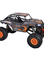 RC Car WL Toys 10428-D 2.4G Rock Climbing Car Off Road Car High Speed 4WD Drift Car Buggy 1:10 12-25 KM/H Remote Control Rechargeable