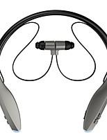 H7 sport bluetooth casque tour de cou sans fil casque écouteurs magnétiques écouteurs intra-auriculaires annulation écouteurs en cours