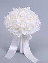 """Недорогие -свадебные цветы букеты свадьба день рождения пена 9.06 """"(около 23 см)"""
