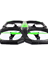 RC Dron Heliway 907 6 Ejes Quadccótero de radiocontrol  Retorno Con Un Botón Vuelo Invertido De 360 Grados Flotar 360 Rotating Quadcopter
