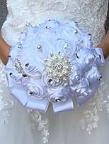 casamento flores bouquets casamento seda 9.06 (aprox. 23cm) acessórios de casamento
