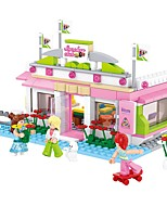 Building Blocks Toys Architecture Sports Houses Architecture Non Toxic Kids Adults' Pieces