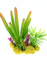 Décoration d'aquarium Plante d'eau
