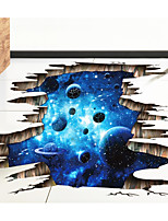 Abstracto Fantasia 3D Adesivos de Parede Autocolantes 3D para Parede Autocolantes de Parede Decorativos,Papel Material Decoração para casa
