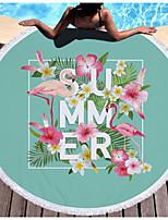Style frais Drap de plage,Créatif Qualité supérieure Pur Coton Serviette