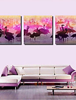 Canvas Set Classic,Three Panels Canvas Square Print Wall Decor For Home Decoration