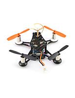 RC Dron JJRC JJPRO-T1 4 Canales Si Quadccótero de radiocontrol  Hacia adelante hacia atrás Cámara Gran Angular Retorno Con Un Botón Flotar