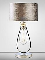 Недорогие -Потолочный светильник Настольная лампа Защите для глаз Вкл./выкл. От электросети 220 Вольт Темно-желтый