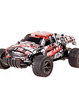 cheap -RC Car 2811 2.4G High Speed 4WD Drift Car Buggy SUV Racing Car 1:20 * KM/H Remote Control Rechargeable Electric