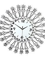Personagens Férias Inspiracional Desenho Animado Família Amigos Relógio de parede,Inovador Interior/Exterior Relógio