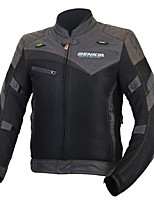 cheap -MenS Motorcycle Protective Jacket  With Armor Jecket Protector Gear for Motorsport