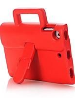 Недорогие -Кейс для Назначение Apple iPad mini 4 Защита от удара Чехол 3D в мультяшном стиле Твердый EVA для iPad Mini 4 iPad Mini 3/2/1