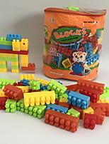 cheap -Building Blocks Toys Elephant Animals Cartoon Animal Shape 3D Cartoon Animals Animal Family Animals Handbags Cartoon Toy Cartoon Design