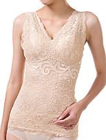 Vêtement de nuit Femme Solide-Fin