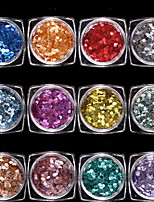 cheap -Nail Glitter Art Deco / Retro Nail Jewelry 0.012kg/box